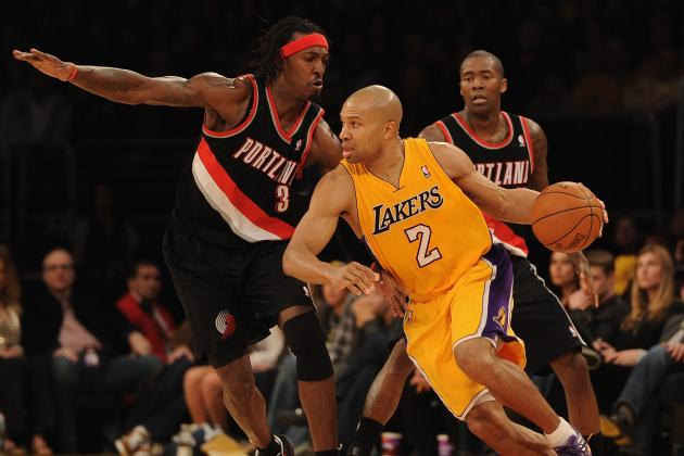 NBA Trade Deadline 2012: Separating the Winners from the Losers