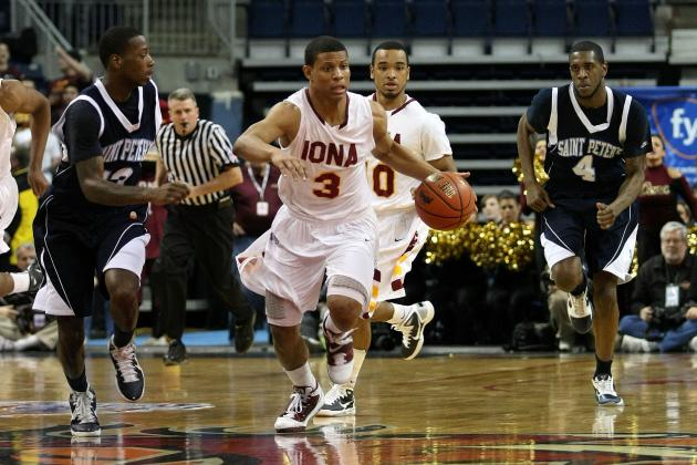NCAA Bracket 2012: 7 Teams That Will Shock the World in the Opening Round