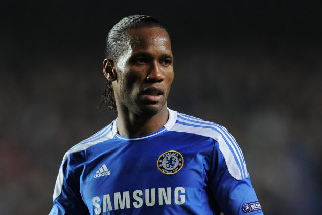 Transfer Rumours: Didier Drogba Among 13 Veterans Vying for New Contract