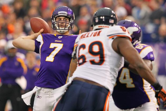 Free Agency 2012: Minnesota Vikings Consider Options