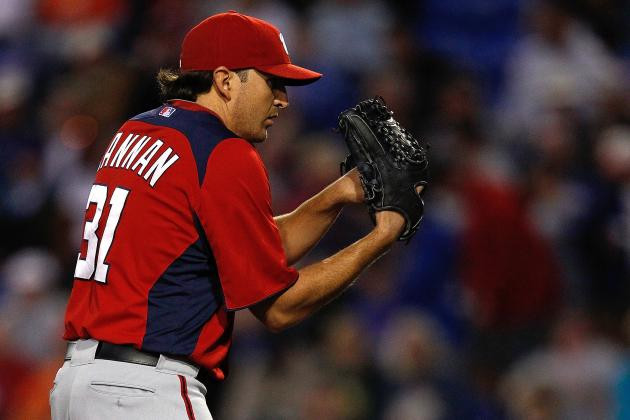 MLB Trade Rumors: 3 Potential Destinations for the Nationals' John Lannan