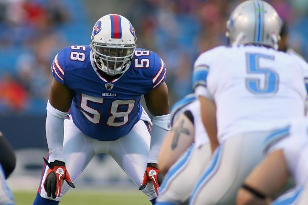 2012 NFL Draft: Outside Linebacker Prospects for the Buffalo Bills