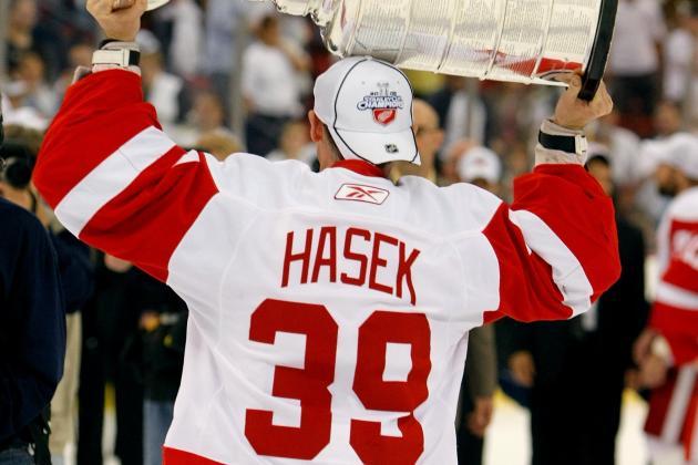 NHL's Top 10 2012 Shootout Goaltenders