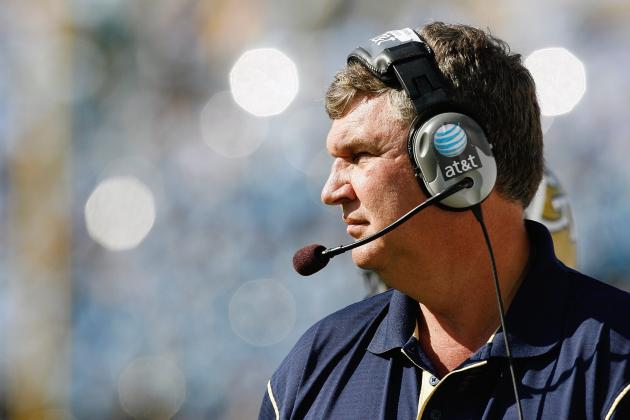 Georgia Tech Football: Paul Johnson's First 4 Seasons by the Numbers
