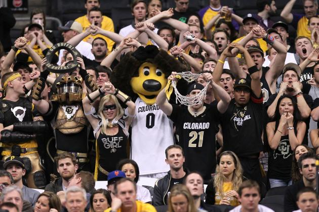 Colorado in NCAA Basketball Tournament, Wins Pac-12 Title