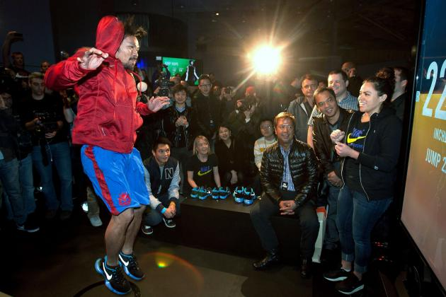 Manny Pacquiao and the 20 Most Popular Fighters of All Time