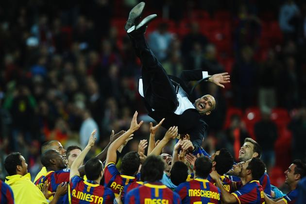FC Barcelona's 20 Finest Moments Under Pep Guardiola