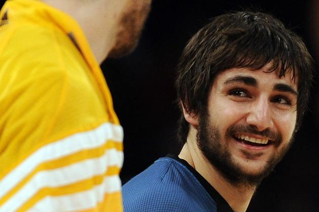 Ricky Rubio's ACL: Plan B for Your Fantasy Basketball Team