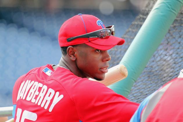 Philadelphia Phillies: Handicapping the Phillies' Left Field Battle