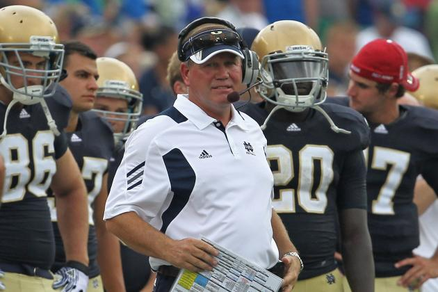 Notre Dame Football: Predicting the Pre-Spring Two-Deep Depth Chart