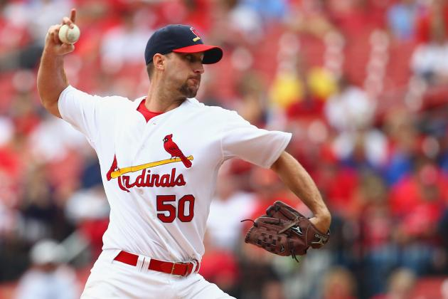 Fantasy Baseball 2012: 5 Pitchers with Serious Sleeper Potential