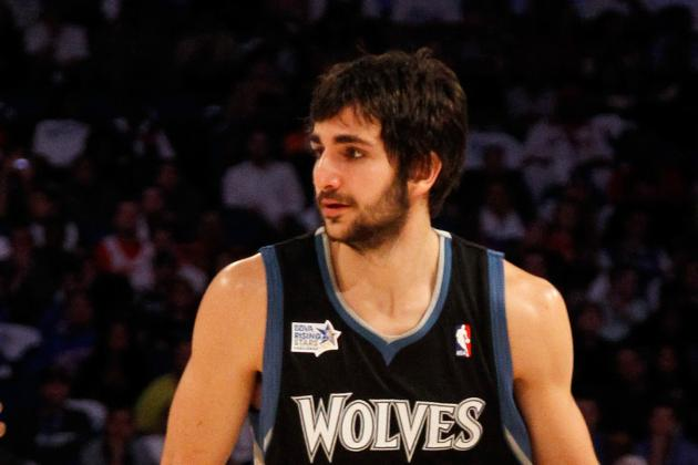 NBA Trade Scenarios: How the Ricky Rubio Injury Changes Minnesota's Trade Plans