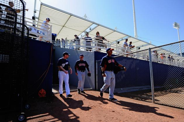 Cleveland Indians: Projecting the 2012 Opening Day Roster, March Edition