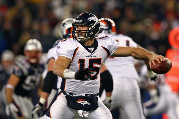 Tim Tebow Trade Rumors: Top Destinations for QB If Denver Lands Peyton Manning
