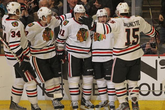 Chicago Blackhawks: 5 Reasons the Blackhawks Are a Serious Stanley Cup Threat