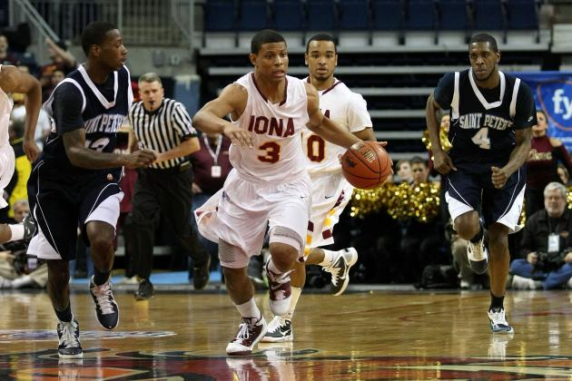 NCAA Tournament 2012: 10 Potential Opening Round Upsets