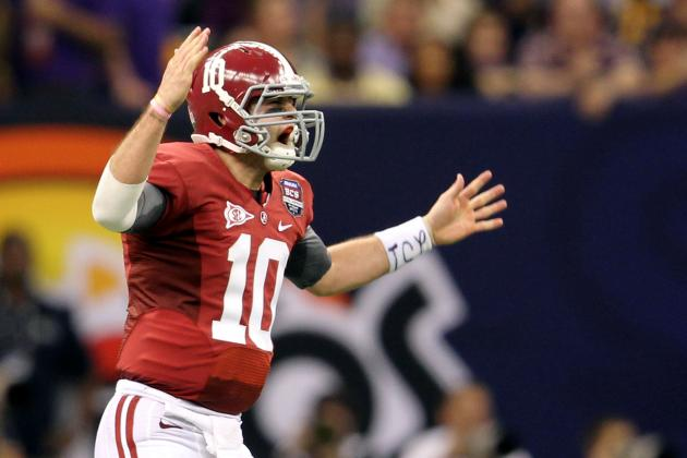 Alabama Football: Predicting the Pre-Spring Two-Deep Depth Chart