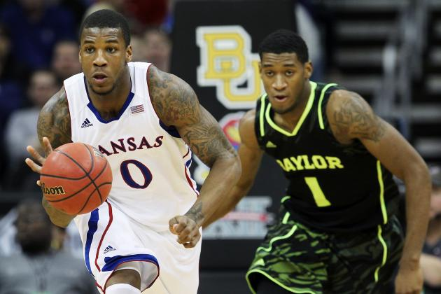 NCAA Tournament 2012: Kansas Fans, Relax, the Jayhawks Just Might Win It All