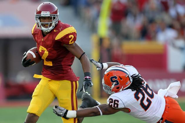 Power Ranking College Football's Top 50 Wide Receivers for 2012