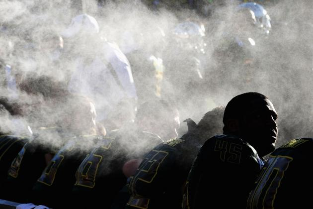 Oregon Football: 4 Reasons Why the Ducks Will Be Fine in 2012