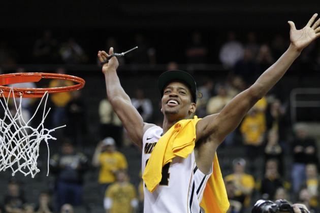 NCAA Bracket 2012 Predictions: West Region Guarantees to Take to the Bank
