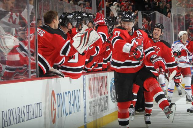 NHL 3 Stars and 3 Bums of the Week: Ilya Kovalchuk, Pierre Gauthier and More