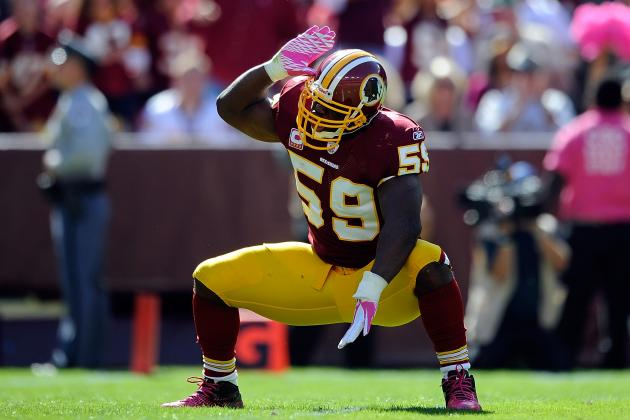 Washington Redskins Free Agency Tracker: Updated Signings, Rumors, Storylines