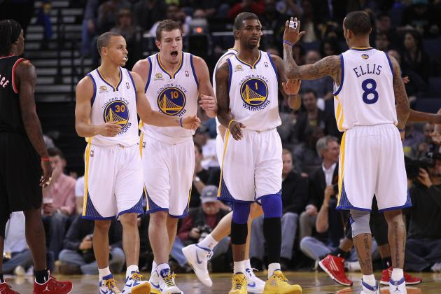 Golden State Warriors: 5 Starting Lineups the Team Should Use