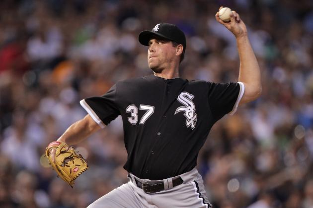 Chicago White Sox: Matt Thornton and 2 Other Players They Can Still Deal