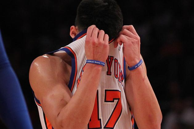 Ranking the Biggest Culprits for the New York Knicks Collapse