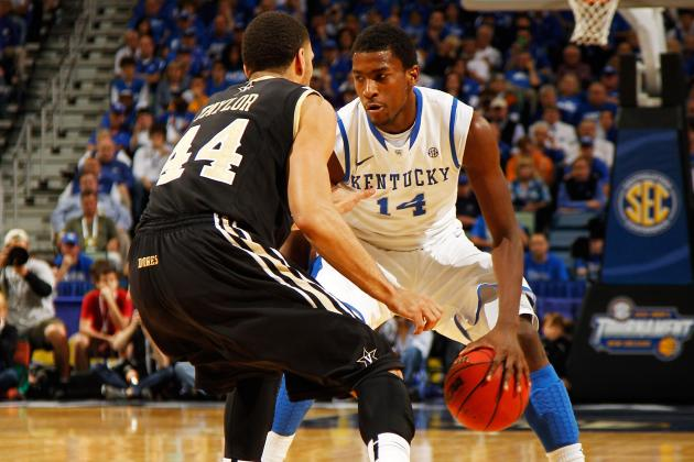 2012 NBA Mock Draft: Predicting Picks for Entire 1st Round