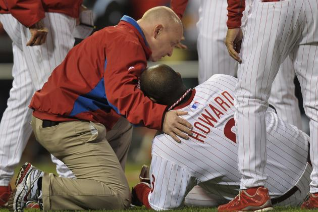 Philadelphia Phillies: Where Do They Turn for Offense If Ryan Howard Flops?