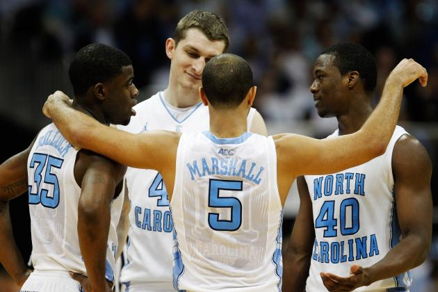 NCAA Bracket 2012 Predictions: 6 Reasons UNC Is Destined to Win It All