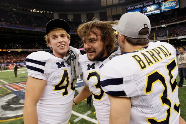 Michigan Football 2012: Breaking Down the Rising Wolverines Special Teams
