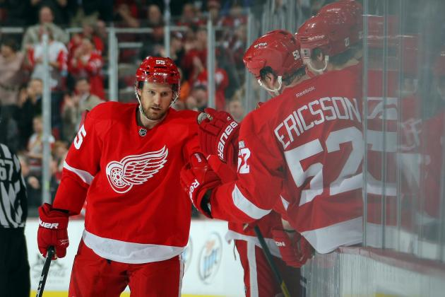 Detroit Red Wings: 5 Quiet Contributors Who Will Be Key in Stanley Cup Run
