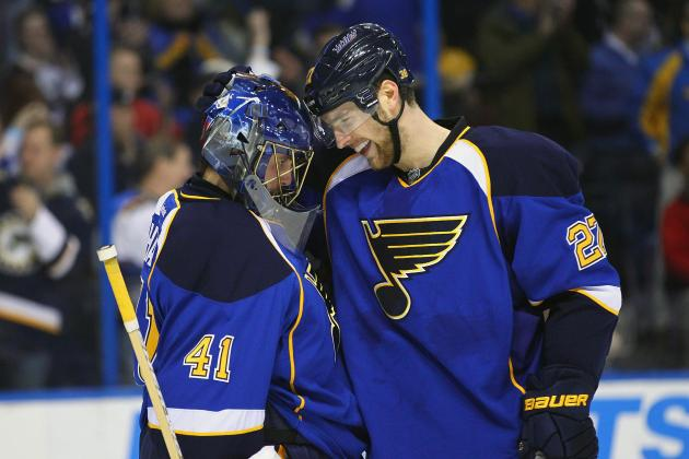 NHL Power Rankings: Rhythm of Success in St. Louis; Penguins Are Flying