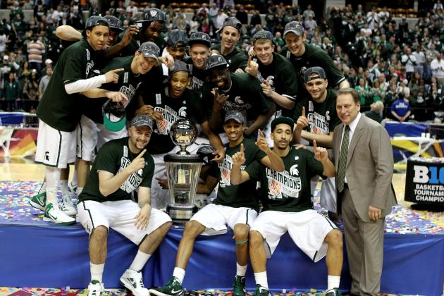 5 Reasons the Michigan State Spartans Are Final Four Locks