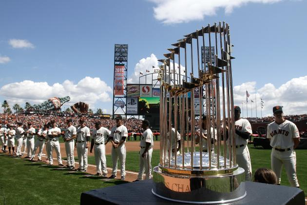 San Francisco Giants: 10 Reasons They'll Be Better Than the Dodgers in 2012