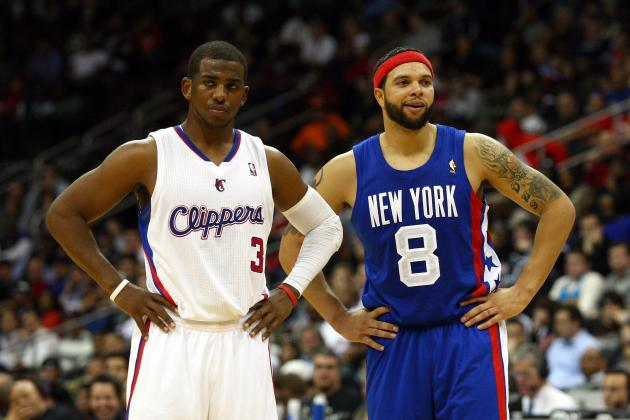 Chris Paul and the 5 Best Dime Droppers in the NBA