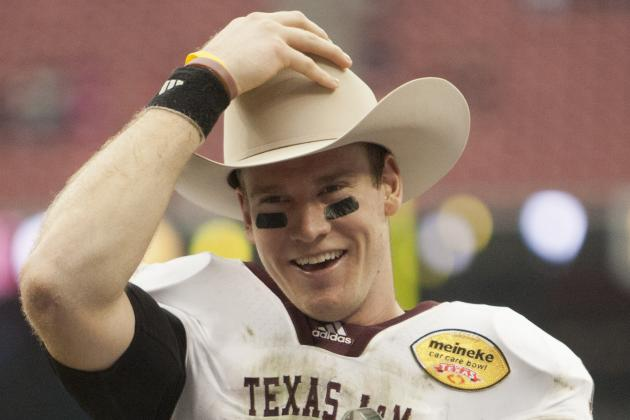 2012 NFL Mock Draft 1st-Round Update: Surprise Trade-Up for Tannehill?