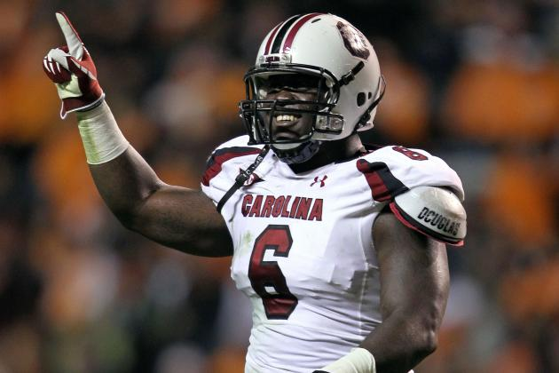 NFL Draft 2012: 5 Prospects Guaranteed to Be Selected in the First Round