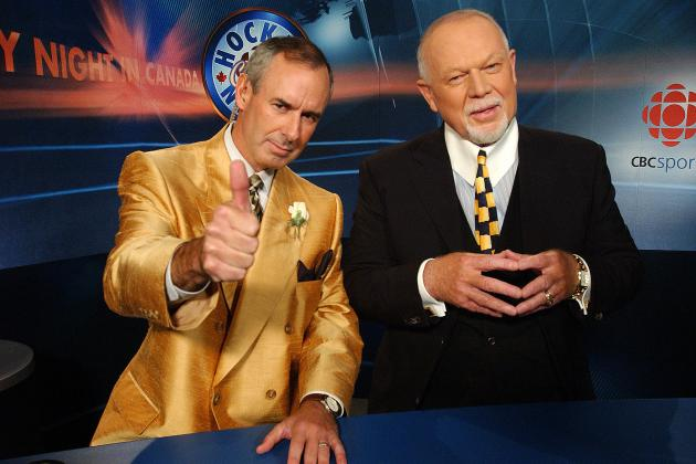 Don Cherry's 9 Greatest (and Most Ridiculous) Rants from 'Coach's Corner'