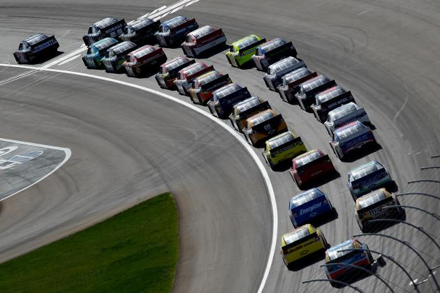 NASCAR Power Rankings: Top 11 Restarters in the Sprint Cup Series
