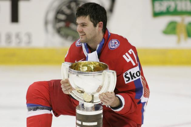 5 Reasons to Be Excited for Alexander Radulov's Possible Return to the NHL
