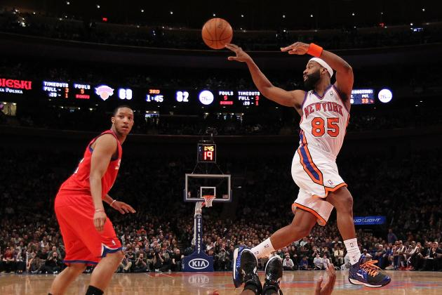 New York Knicks: 10 Reasons Baron Davis Will Be Important to a Playoff Run