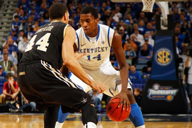 NCAA Bracket 2012: Ranking All First-Round Games