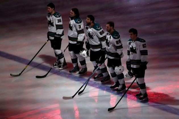 San Jose Sharks Get a Must-Need Victory in Edmonton