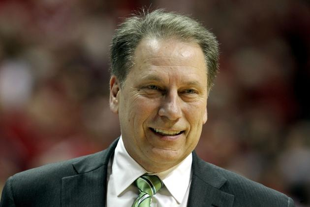 NCAA Bracket 2012: 10 Reasons Teams Should Fear Michigan State