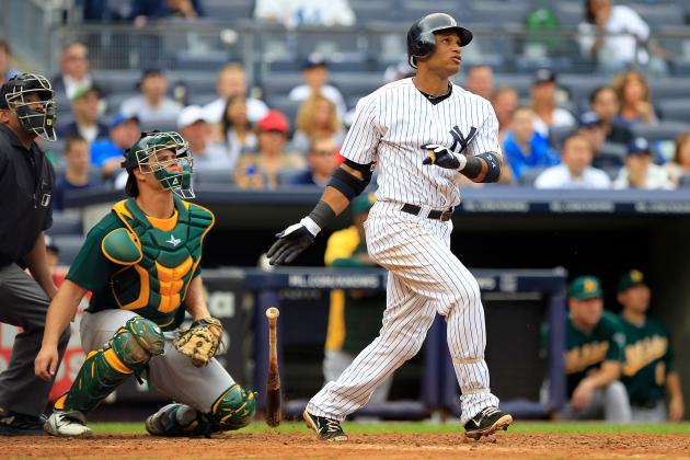 Fantasy Baseball 2012: Positional Leaders