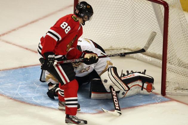 Chicago Blackhawks: Top 5 Goals of the Season